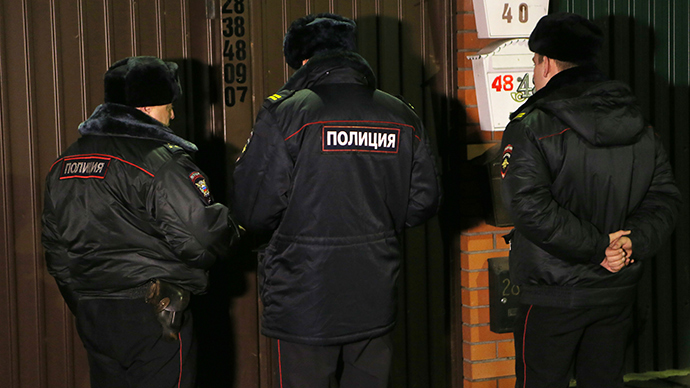 ​Hard day's night: Moscow police to get massage helmets to relax after work