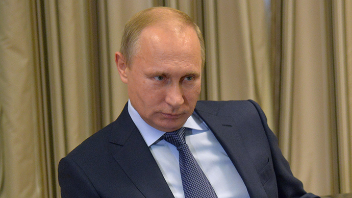 Russia won't get involved in geopolitical intrigues and conflicts - Putin