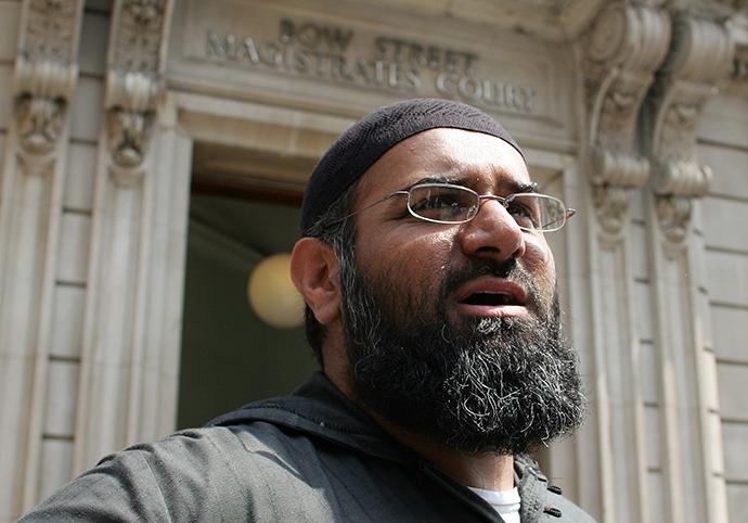 Anjem Choudary (Reuters / Stephen Hird)