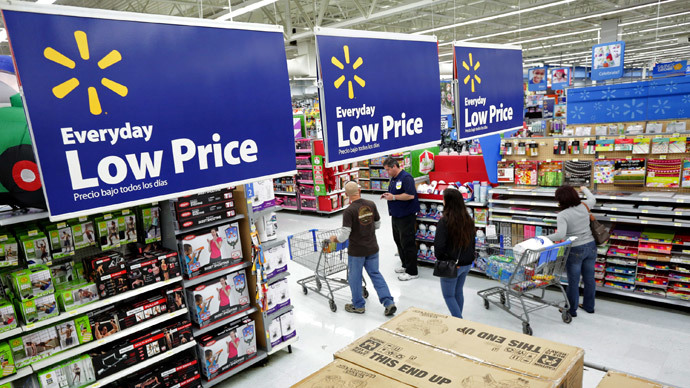 Brit's vision of Black Friday in America goes viral
