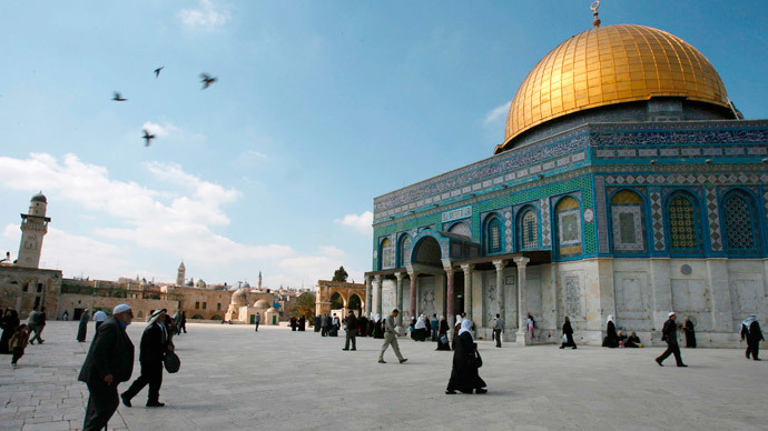 Israel mulls bill to outlaw Muslim 'guards' at Al-Aqsa Mosque – report