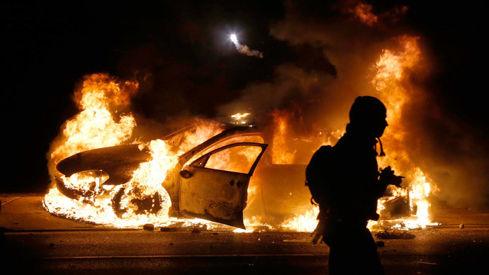 2 journalists attacked in Ferguson riots, police refuse to help