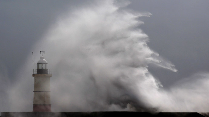 ​Climate chaos: Extreme weather will wreak havoc in Britain – study