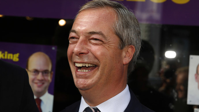 ​'Absurd': Farage blames motorway congestion on 'open-door immigration'