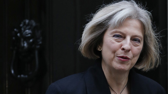 UK Home Secretary 'wrong' to blame EU migrants for immigration surge