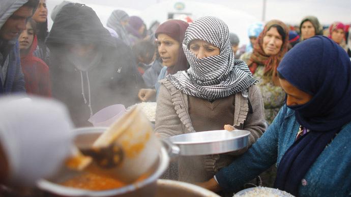 'Woefully inadequate': Aid agencies slam UK's sluggish resettlement of Syrian refugees