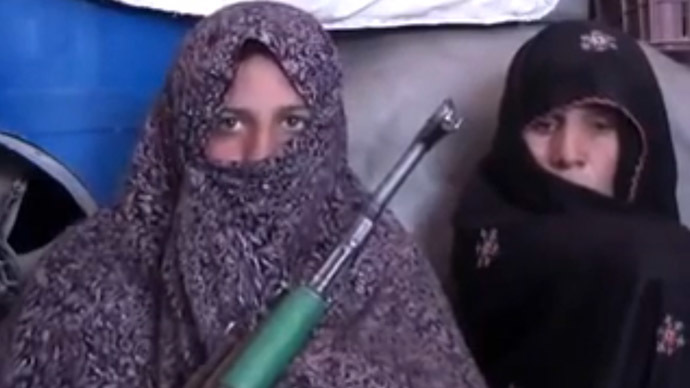 Mother's revenge: Afghan woman 'kills 25 Taliban' after son shot dead