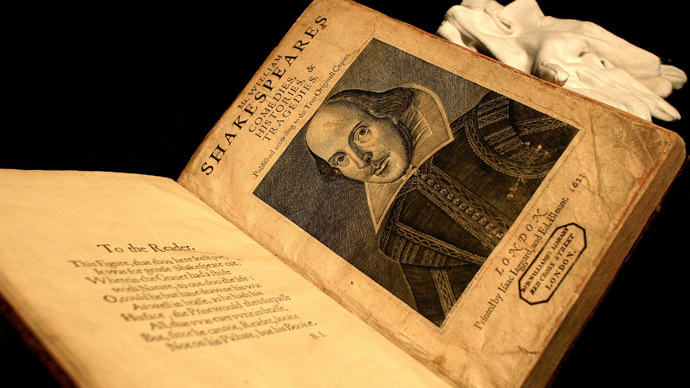 ​Was Shakespeare gay? The debate continues
