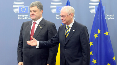 'Day of silence' for E. Ukraine: Poroshenko orders ceasefire on Dec. 9