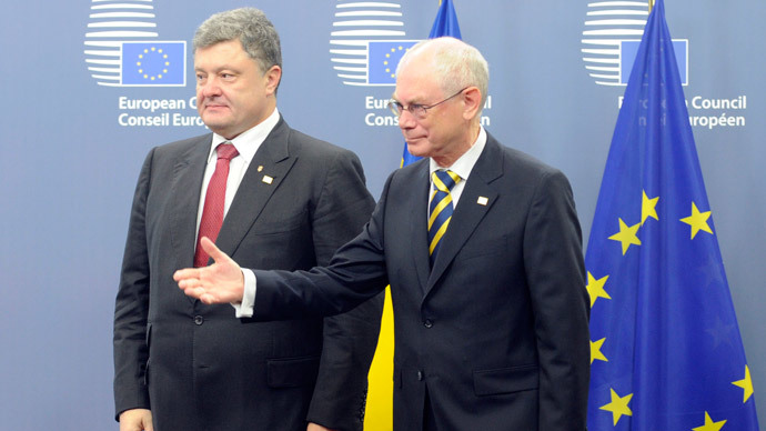 EU chief calls for decentralization and federalization of Ukraine