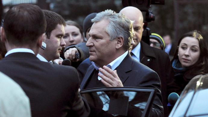European Union envoy former Polish President Aleksander Kwasniewski.(Reuters / Dmitry Neymyrok)
