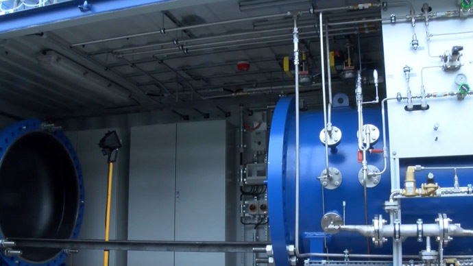German-made 'miracle' machine turns water into gasoline