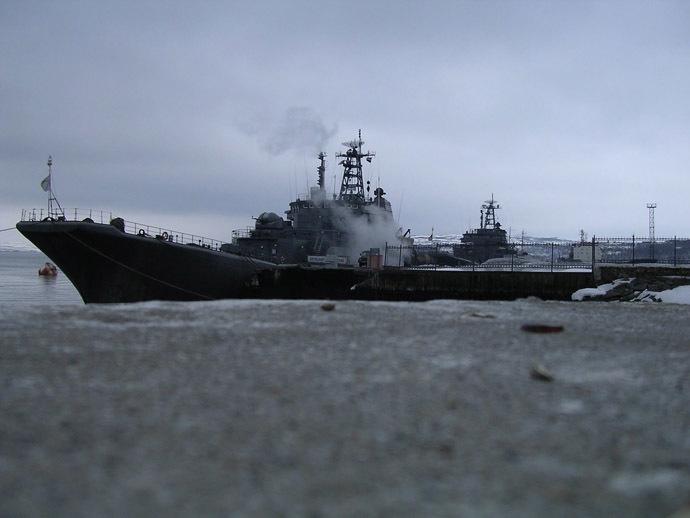 Large landing craft Aleksandr Otrakovsky (Photo by Dmitriy Kachur/picasaweb.google.com)