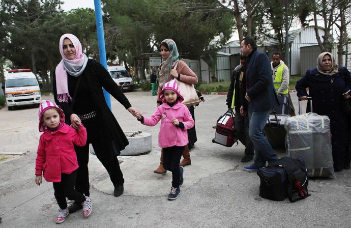AFP Photo/Said Khatib