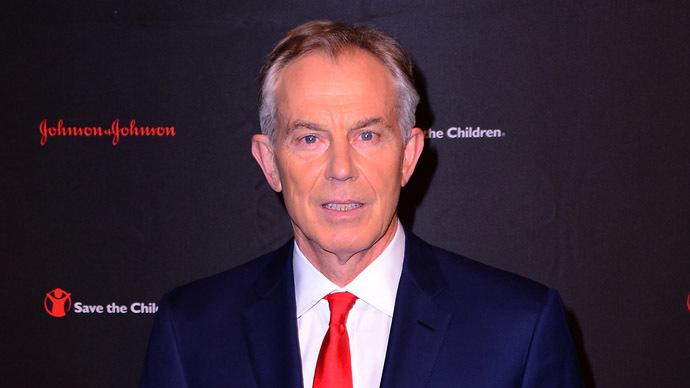 Cameron mocks Tony Blair's Save the Children Award, charity scrutinized