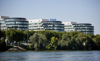 Atos headquarters (Image from atos.net)