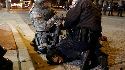Occupy Wall Street volunteers defend Ferguson protesters in court