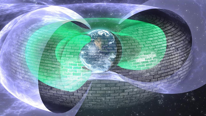 'Star Trek-like shields': New radiation belt protects Earth from 'killer electrons'