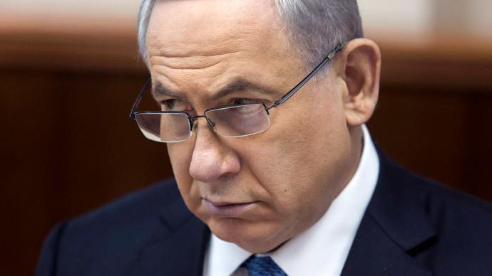 Israel's Prime Minister Benjamin Netanyahu.(Reuters / Jim Hollander)