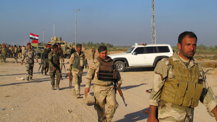 Iraq graft probe exposes 50,000 'ghost troops' crowding army payroll