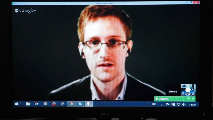 Will Edward Snowden leave Russia in 2015?