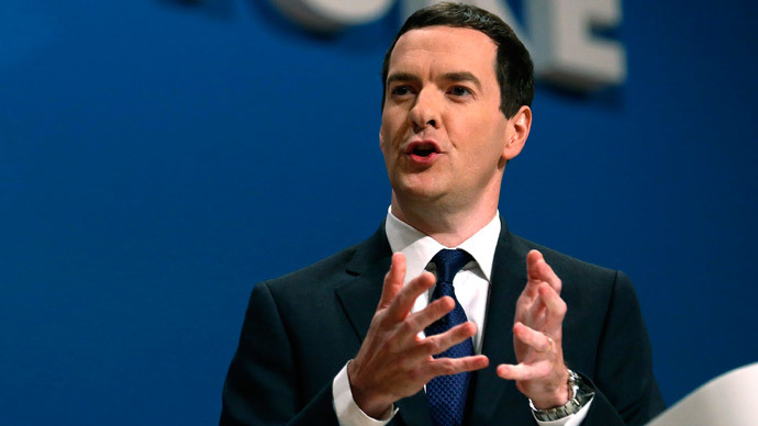 Osborne criticized for empty £2bn NHS promise