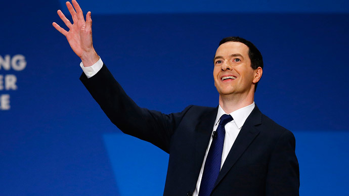 UK's £75bn overspend threatens Osborne's deficit recovery plan – OBR