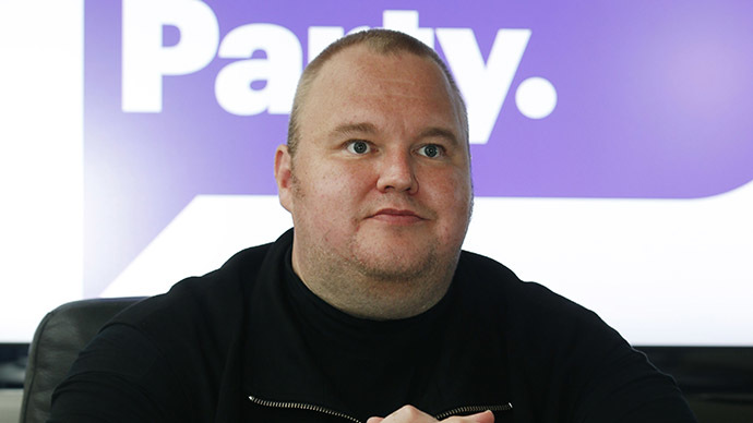 US loses bid to re-jail Kim Dotcom