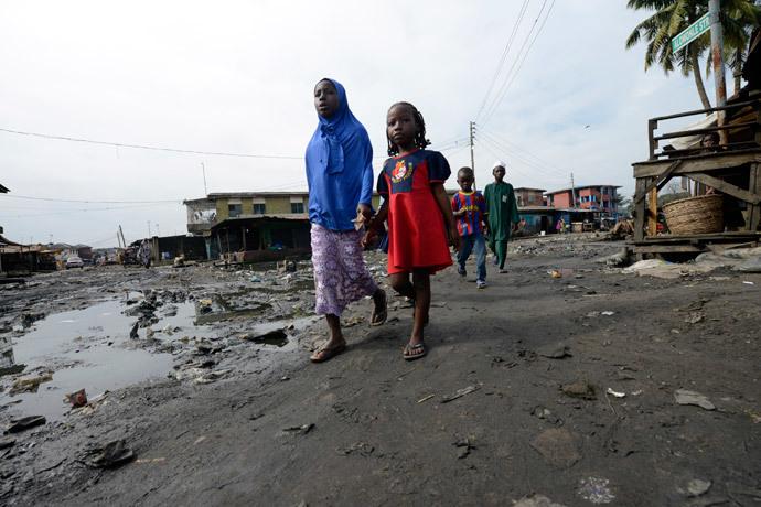 AFP Photo / Pius Utomi Ekpei