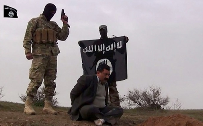 AFP Photo / HO / Al-Furqan Media