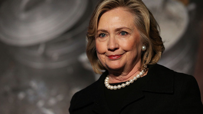 Hillary Clinton pokes fracking monster in conservation speech