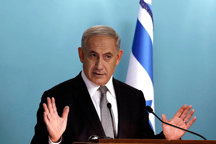srael's Prime Minister Benjamin Netanyahu speaks during a news conference at his office in Jerusalem December 2, 2014 (Reuters / Gali Tibbon)