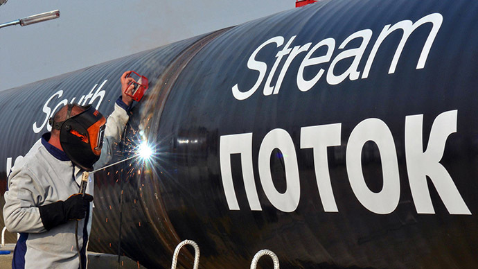 EU companies face €2.5bn in losses over South Stream abandonment