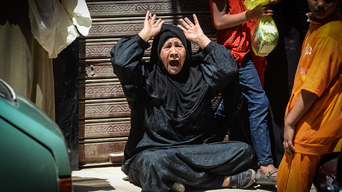 Egyptian court sentences 188 to death for attack on police