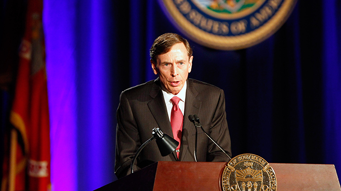 FBI continues to investigate former CIA director General Petraeus