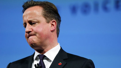 ​'Maso-sadism': Has Cameron invented a new sex act?