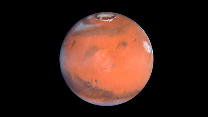 Life on Mars? Carbon-containing meteorite from Red Planet restarts debate