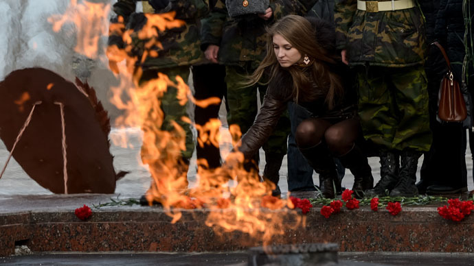 Russia honors Unknown Soldiers with new holiday