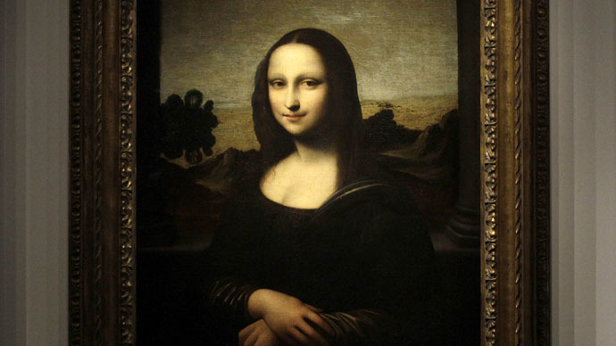 Mona Lisa was da Vinci's Chinese mother? New theory provokes parodies on Twitter