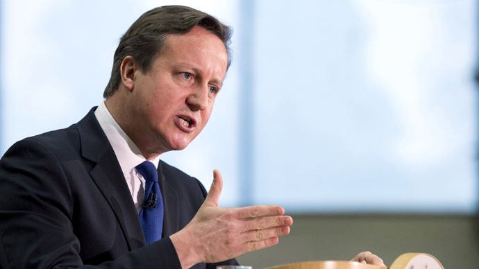 'Maso-sadism': Has Cameron invented a new sex act?