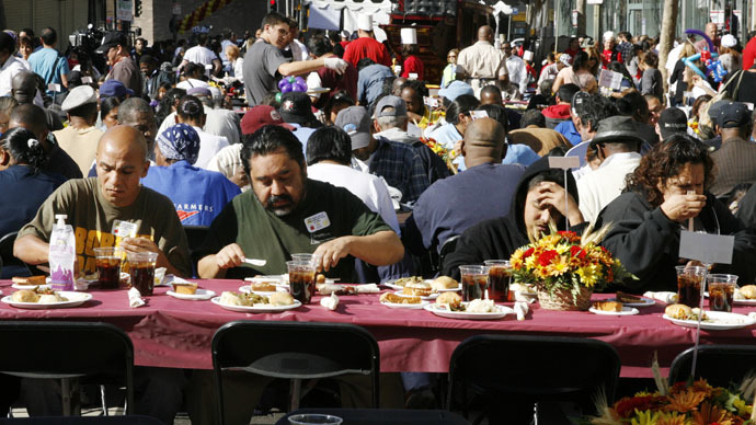 Florida judge lifts ban on feeding homeless in public