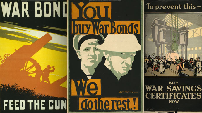 100-year payback: UK pledges to honor all World War I debts, a century later