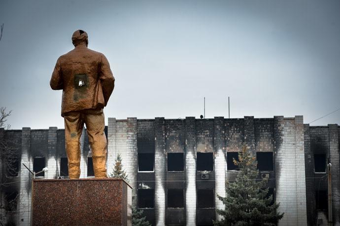 RIA Novosti/Alexey Kudenko