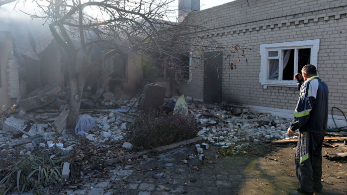 HRW: Kiev fails to probe cluster bomb use against Donbass civilians, should invite ICC