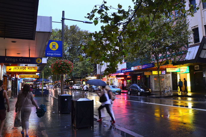 Darlinghurst Rd, Kings Cross, Sydney (Photo from wikipedia.org)
