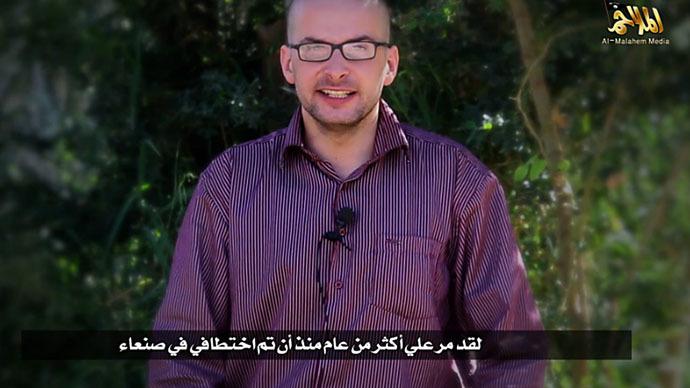 Yemeni al-Qaeda threatens execution of US journalist in 3 days