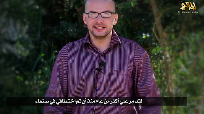 Yemeni al-Qaeda threatens execution of US journalist in 3 days