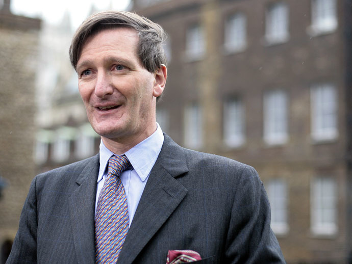 Tory MP Dominic Grieve, QC. (AFP Photo)