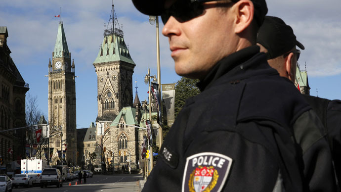 Canada charges 15yo with terrorism offences – for robbery