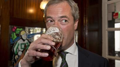 'Absurd': Farage blames motorway congestion on 'open-door immigration'